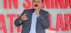"""Bakan Eroğlu: """"Türkiye'nin üzerine büyük oyunlar oynanıyor"""" """"Ekonomik olarak Türkiye'yi çökertelim istiyorlar"""""""