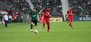 TFF 2. Lig Beyaz Grup Play-off: Sakaryaspor: 2 - Gümüşhanespor: 1
