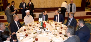 Suudi Arabistan Büyükelçisinden iftar