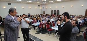 Bartın Belediyesi'nin iftar buluşmaları sürüyor