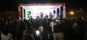 Silopi'de ilk kez Ramazan etkinliği düzenlendi
