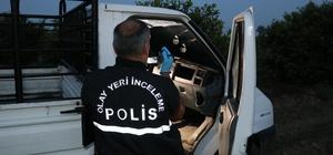 Polislerin kaza yapmasına neden olan hırsızlardan bir yakalandı Adana'da polislerin kaza yapmasına neden olan hırsızlardan birisi yakalanırken, olayda kullanılan araçta bulundu