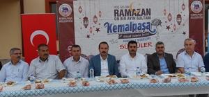 Kemalpaşa'da Ramazan bir başka güzel
