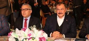 """Bakan Eroğlu Niğde'deki 71 Milyon Liralık yatırımın temelini attı Eroğlu: """"24 Haziran seçim değil milletin istikbal meselesidir"""""""