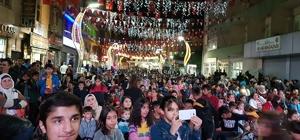 Hakkari'de sanatsal etkinlikler
