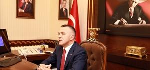 """Kırklareli'nin 46. Valisi Osman Bilgin görevine başladı Bilgin: """"Makamlar gelip geçici, yaptığınız hizmetler kalıcıdır"""""""