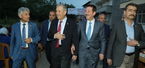 """'Komşu İftarları'nda büyük buluşma Demircan: """"Güçlü Türkiye'yi daha da güçlü yapacağız"""""""