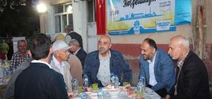 Beyşehir'de mahalle iftarları başladı