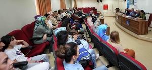 Başkan Karaosmanoğlu 1. Bölge antrenörleri toplantısına katıldı