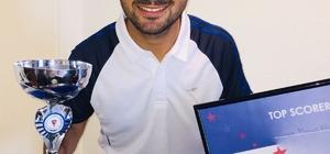 Avrupa'nın hokeyde gol kralı Mahmut Yunus Cengiz oldu Gaziantep Polisgücüspor Erkek Hokey takımı, kadınlarda Avrupa Gol kraliçesinden sonra Avrupa gol kralı unvanını da Türkiye'ye getirdi
