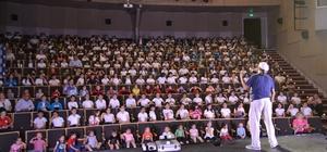 Dünya Süt Günü, sütlaç şov tiyatro gösterisi ile kutlandı