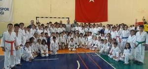 Başarılı judocular turnuvaya damga vurdu