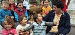 (Özel Haber) Okula her gün eşekle gidiyor 7 yaşında çocuk köy okuluna her gün eşeğiyle gidiyor