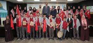 Ürdün'de Arapça öğrendiler, dünyaya Kudüs mesajı verdiler