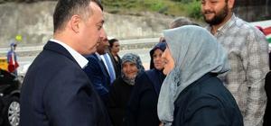 Osmaneli'de şehit aileleri ve gaziler için iftar programı