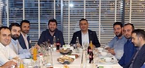 KAYSO Başkanı Büyüksimitci genç girişimcilerle bir araya geldi