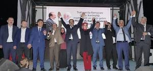 AK Parti Trabzon ekibi seçim çalışmalarına ilçe teşkilatlarıyla buluşmayla başladı