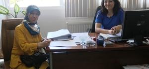 Engelliler İŞKUR desteğiyle kendi işinin patronu olacak İŞKUR'un engelli girişimci adaylarına sağladığı hibe desteği kapsamında Osmaniye'de iki engelli kendi işinin patronu olacak