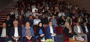 """Silvan'da Abülhamid'siz Yüzyıl"""" programı Araştırmacı-Tarihçi Yazar Mustafa Armağan: """"Başka ülkelerden kanun getirilerek devrim yapılmaz"""""""