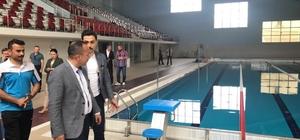 Siirt'te yarı olimpik yüzme havuzu hizmete giriyor
