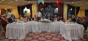 Edirne'de Şehit aileleri ve gazilere iftar