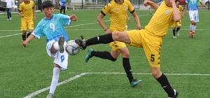Futbol Küçükler Türkiye Birinciliği maçları başladı