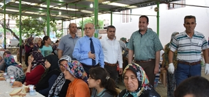 Ramazan sevinci Poyrazdamları'na taşındı