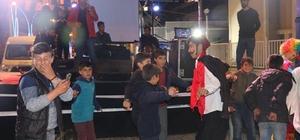 Özalp'ta Ramazan eğlenceleri