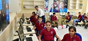 Kepez'den 24'üncü bilişim sınıfı