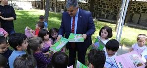 """Başkan Özgüven: """"Çocuklarımıza müze kültürü kazandırmalıyız"""""""