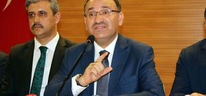 """Başbakan Yardımcısı Bozdağ: """"Dolar üzerinden Türk halkını etkilemek isteyenler var"""" Başbakan Yardımcısı ve Hükumet Sözcüsü Bozdağ: """"Bütün dert esasında Türkiye'ye kaybettirmektir"""""""