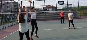Nilüferli genç kadınlar sporda buluşuyor