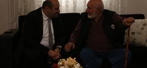 Başkan Orhan iftar sofralarına konuk oluyor Hasta ziyaretleri devam ediyor