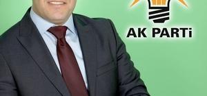 Aday adayı Arif Karadağ'dan teşekkür