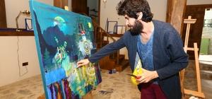 Nilüfer Belediyesi Sanatevi ilk konuklarını ağırlıyor