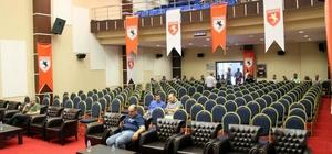"""Samsunspor olağanüstü kongresi ertelendi Kulübün olağanüstü kongresi 2 Haziran'da yapılacak Samsunspor Kulübü Genel Müdürü Özay Yıldız: """"3 kişi başkan adaylığı için başvuru yaptı"""""""