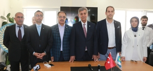 İyi Parti Adıyaman'da milletvekili adaylarını tanıttı