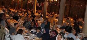 Çardak Tarihi Han'da iftar