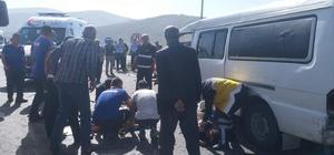 Niğde'de trafik kazası: 1 ölü, 6 yaralı