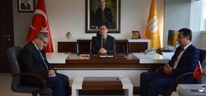 İnönü Üniversitesi'nde işbirliği anlaşması imzalandı