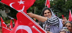 CHP'nin cumhurbaşkanı adayı Muharrem İnce Erzincan'da