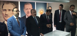 AK Parti'nin milletvekili adayları Çorlu'da tanıtıldı