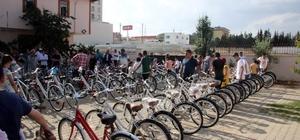 Aline sigarayı bıraktır, bisikleti kap kampanyası son sürat