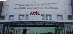 7 yaşında bonzaiden hastanelik olan çocuk Tekirdağ'da yoğun bakıma alındı