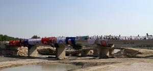 Muğla ve Antalya'yı birbirine bağlayan köprü açıldı