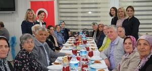Tekirdağ'da polis eşlerinden iftar yemeği