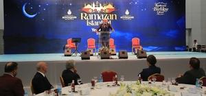 İBB Başkanı Uysal, muhtarlarla iftar yaptı
