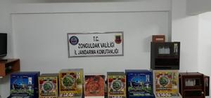 Jandarma'dan elektronik kumar aleti operasyonu