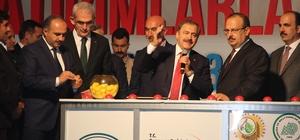 """Bakan Eroğlu açılış ve temel atma törenine katıldı, Konyalılarla sahur yaptı Orman ve Su İşleri Bakanı Veysel Eroğlu: """"24 Haziran basit bir parti seçimi değildir, devletimizin bekası milletimizin istiklali ve istikbali meselesidir"""""""