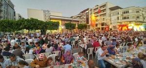 Hatay Büyükşehir Belediyesi Dörtyol'da iftar verdi